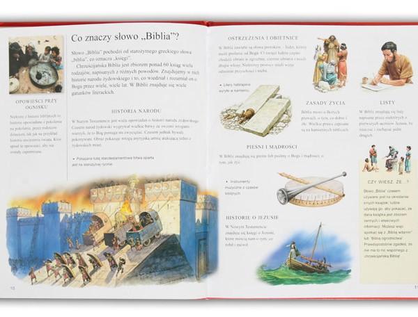 Wnętrze książki: Co to jest Biblia?